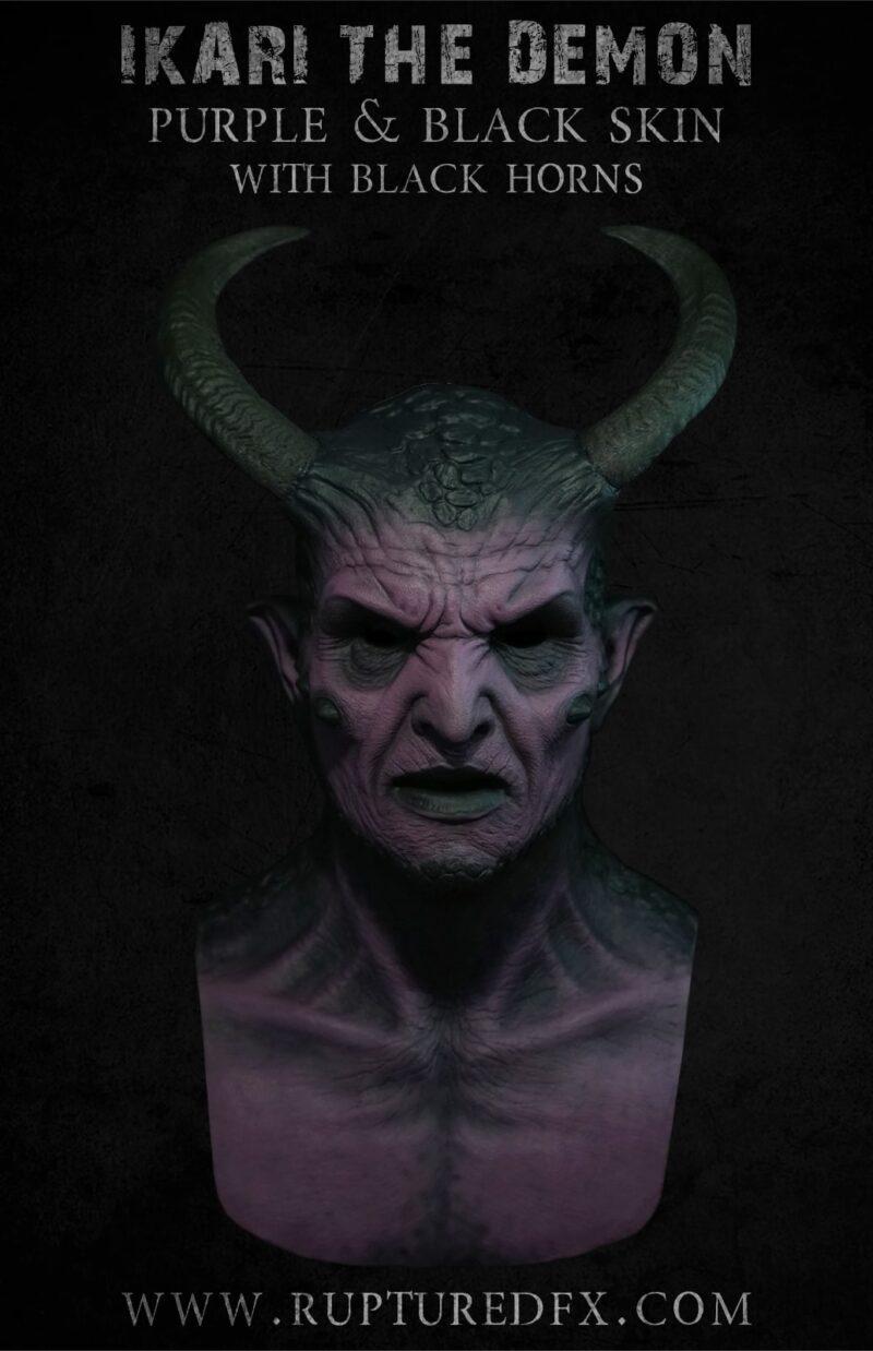 Ikari Demon Silicone Mask